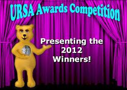 Winners of the URSA Awards 2012