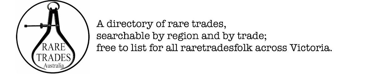 Rare Trades Australia