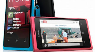 Nokia Lirik Tablet Windows 8