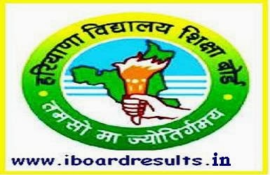 HBSE Matric Exam Date Sheet