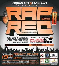 RAP REAL EMCEE COMPETITION