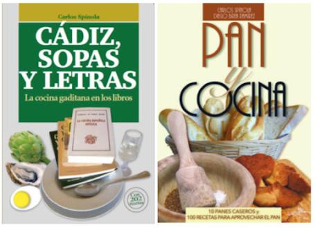 Nuevos LIBROS GastroSur