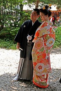 A Japan Wedding