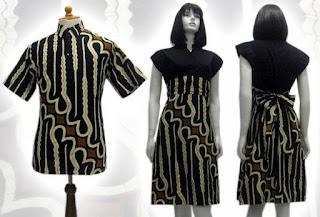 model baju batik terbaru trend 2013