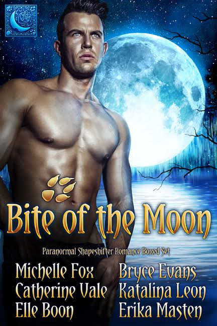 Bite Of the Moon Boxed Set January 11!