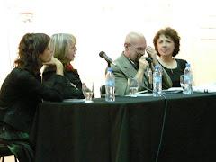 Panel Poesía