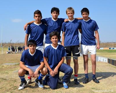 Intercolegial de Rugby en Salta