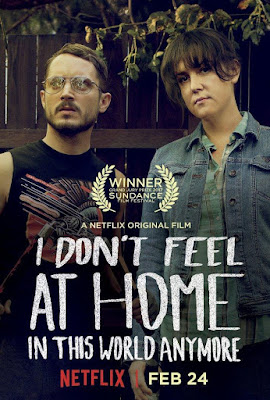I Don't Feel At Home In This World Anymore 2017 DVD Custom NTSC Sub