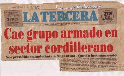 GBI: Terrorismo Mediatico = COPESA = EMOL - V/S - Supervivientes Flia. Loncon Mellado lorenzo