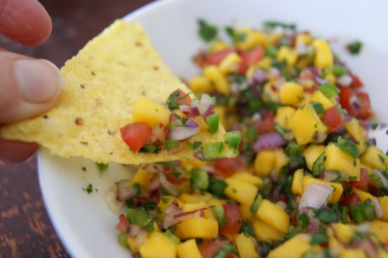 Mango Salsa - Taste the Tropical Side of Mexico!