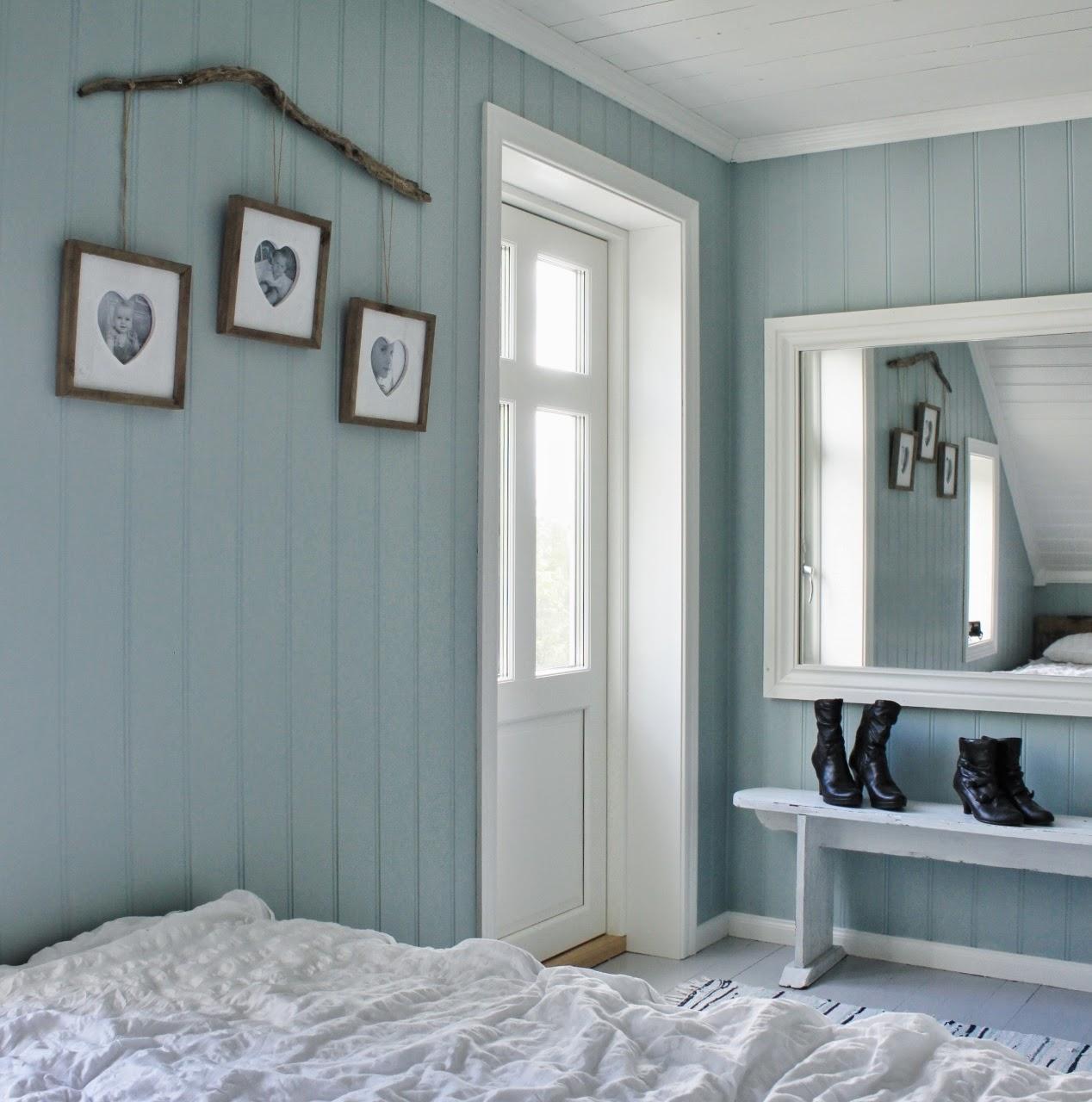 Mias Interi?r / New Room Interior / Interi?rkonsulent Maria Rasmussen: Soverommet..