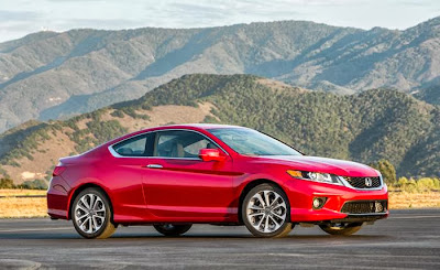 2014 Honda Accord Coupe Release Date & Redesign
