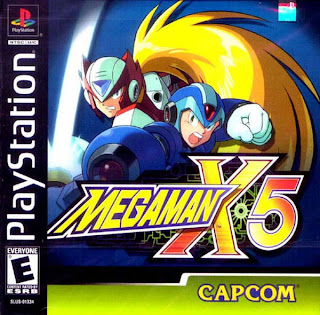 Mega man Collection Pack PS1 X5