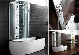 Bathroom Shower Panel Tub Shower Combination