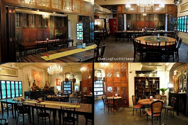 Timeless Cafe Menu