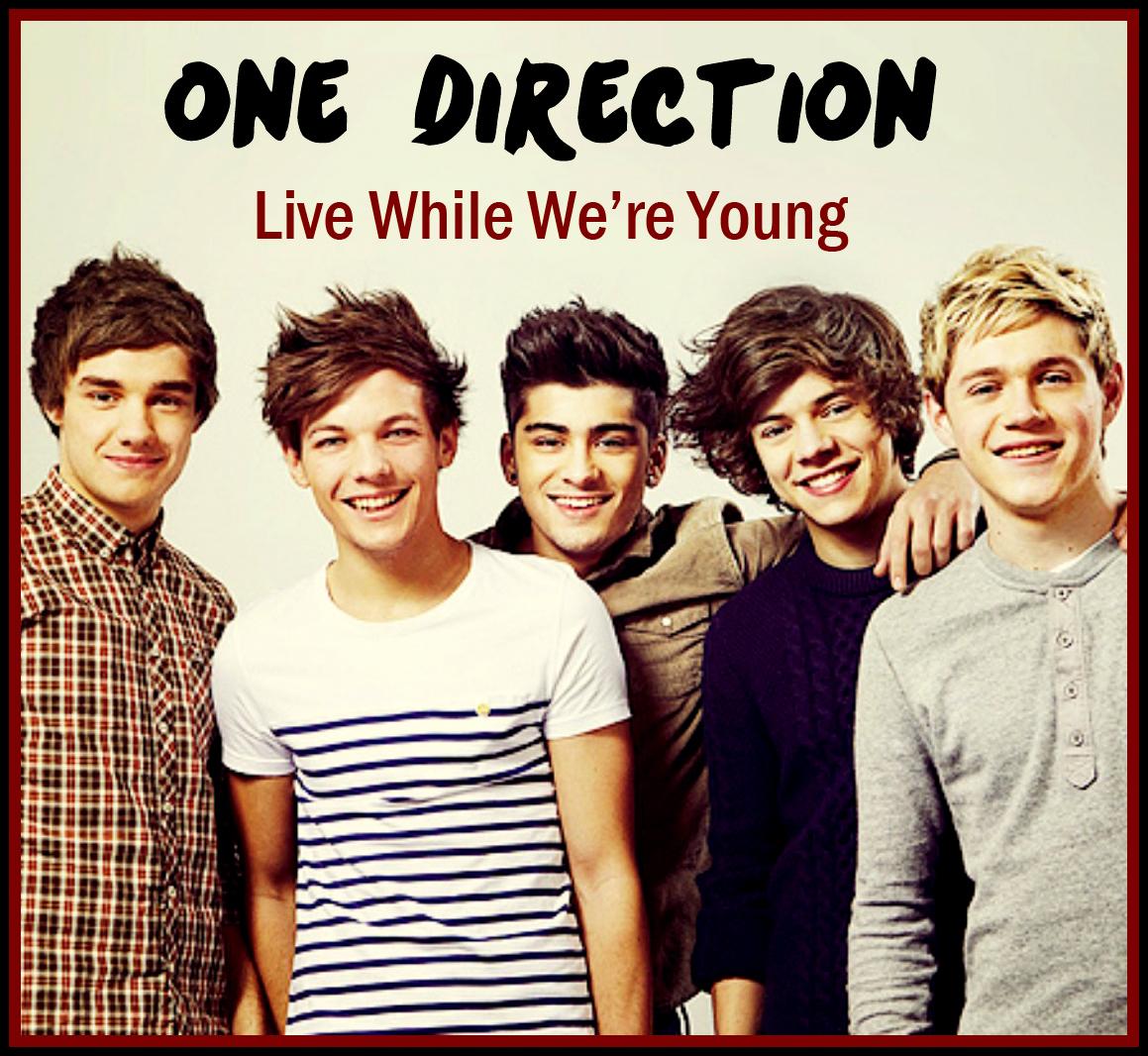 Kumpulan Lirik Lagu: Live While We're Young Lyrics - One ...