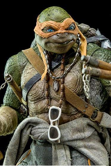 Michelangelo Ninja Turtle Movie