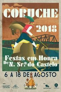 Coruche- Festas em Hª de Nª Srª do Castelo 2018