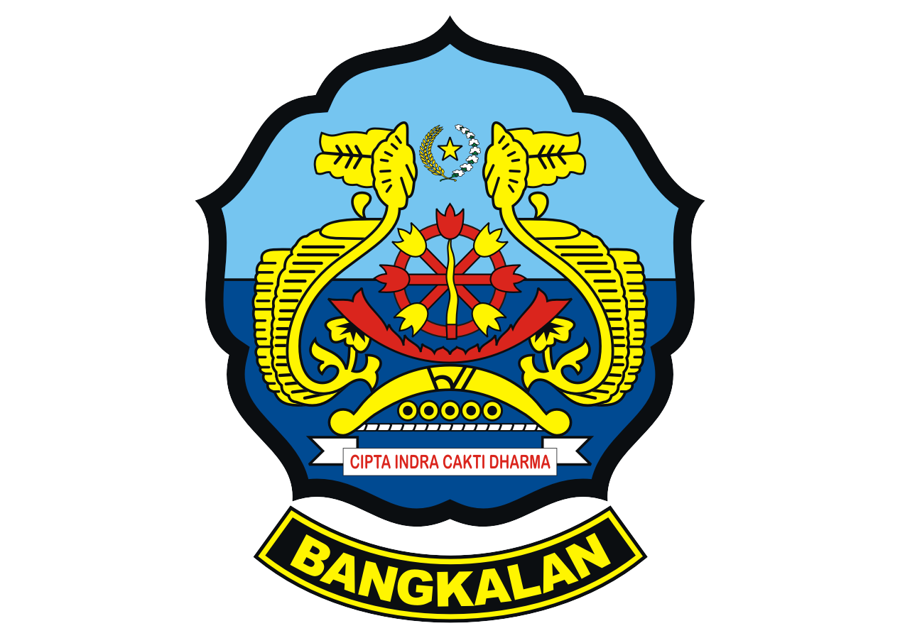 download free Kabupaten Bangkalan Logo Vector