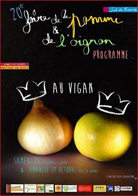 Foire de la Pomme et de l'Oignon 2013 de Le Vigan