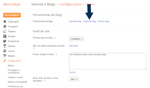 Aprenda como migrar do Blogger para o WordPress e manter as URLs corretamente
