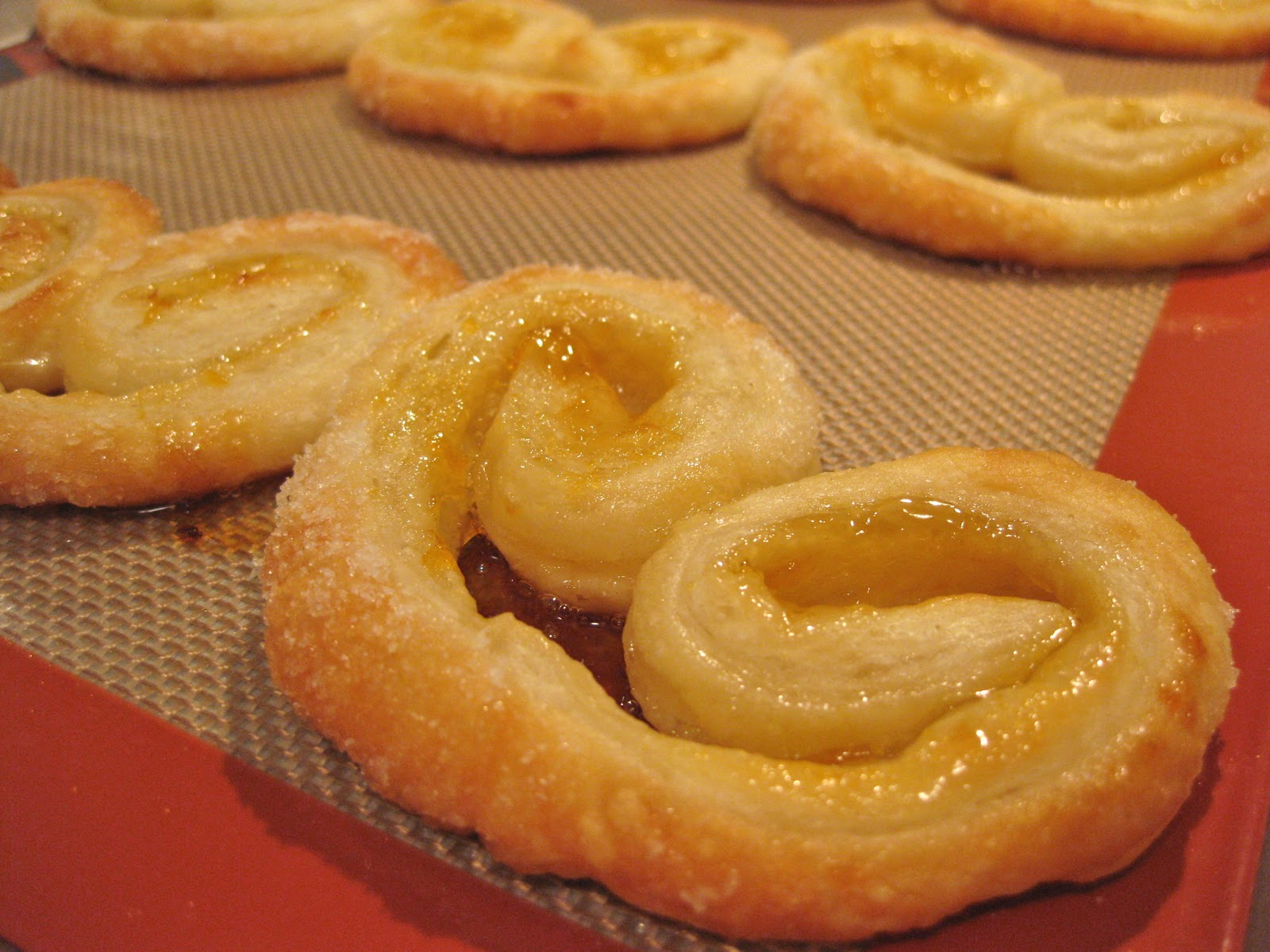 package Dufour puff pastry (or another all-butter pastry, 14 oz)