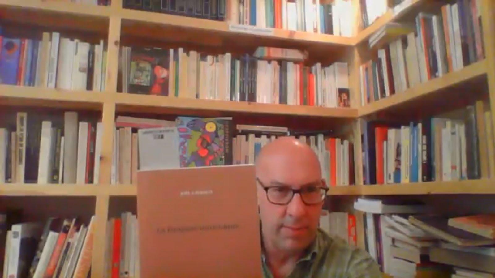 YOU TUBE ► Lecture extraits ''LA PAUPIÈRE AURICULAIRE'' de Joël GAYRAUD, éditions José CORTI