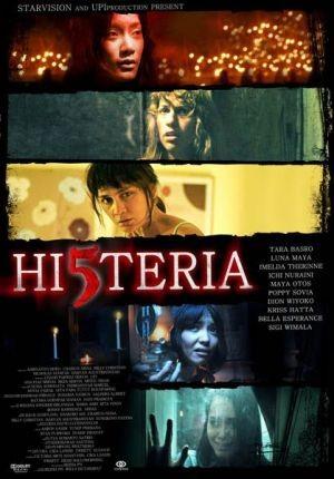 Hi5teria: Pertemuan Horor Jepang dengan Horor Korea