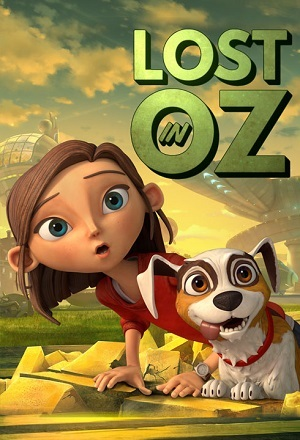Lost in Oz Desenhos Torrent Download capa