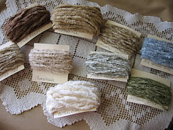 Chenille Trim, dozens of colors.