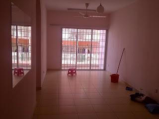 Rumah Untuk Di Sewa mesra Villa Apartment ampang
