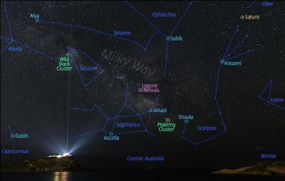 O ναός του Ποσειδώνα έγινε πλανητάριο!