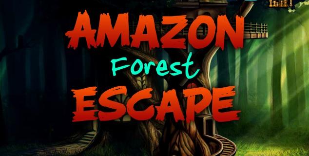 Escape The Ladies Bathroom Cheats solved: amazon forest escape walkthrough