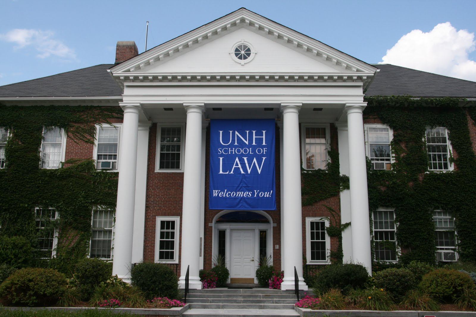 University of New Hampshire School of Law   the National