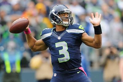 Russell Wilson, Seattle Seahawks (2012)