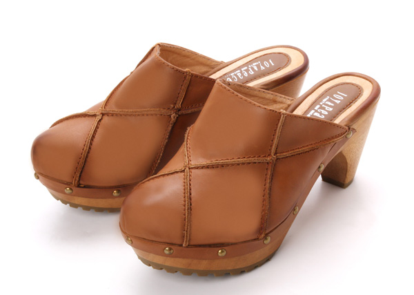 joy and peace 鞋 手袋 木底鞋 高跟鞋