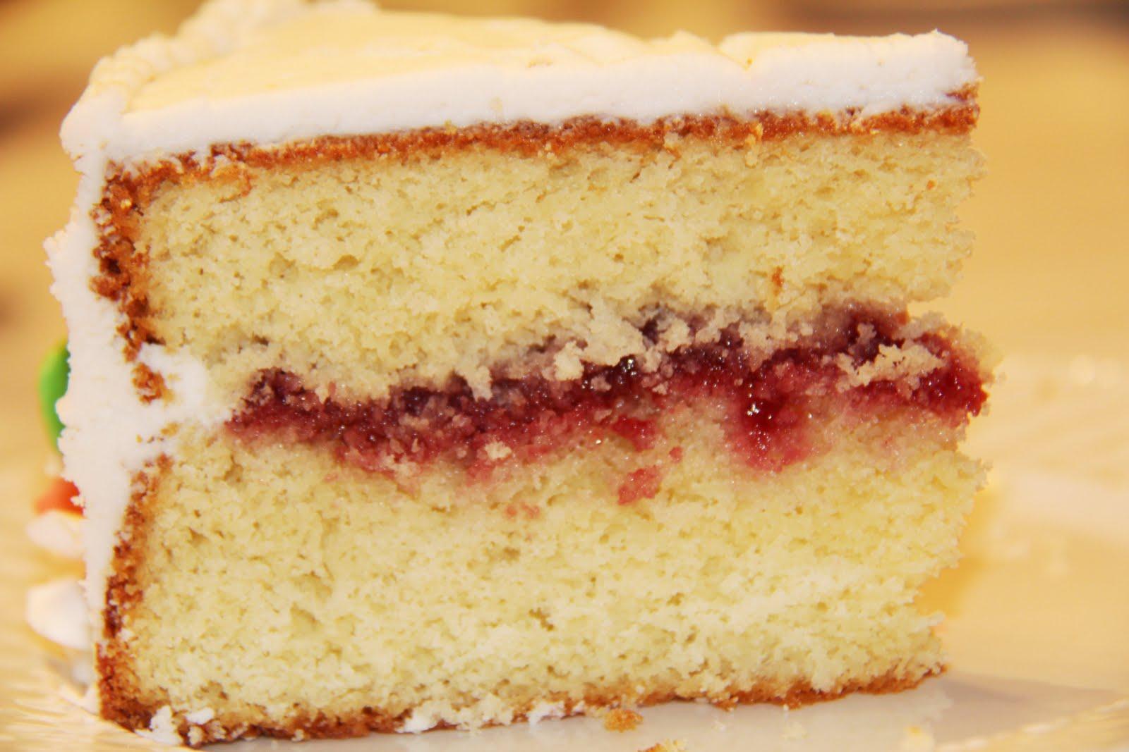 Stranded in Cleveland Vanilla Buttercream Cake Recipe Vanilla