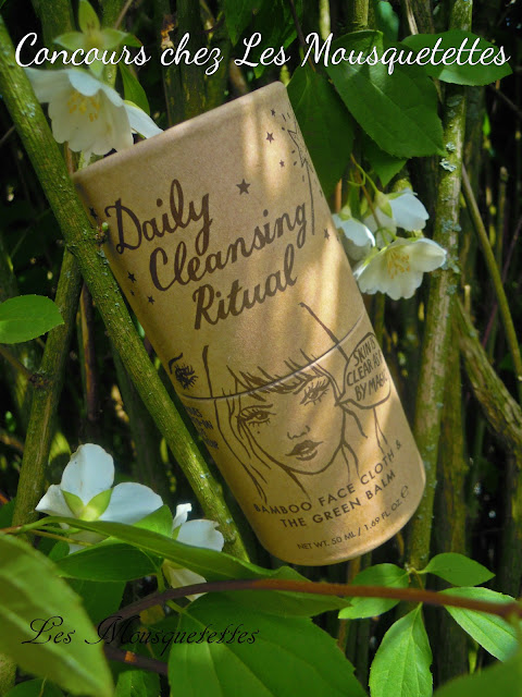 Résultat Concours Daily Cleansing Ritual Moa-Magic Organic Apothecary - Les Mousquetettes©