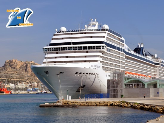MSC CRUCEROS - MSC Cruceros ficha a McCann para su campaña de marca 2015 - 2016