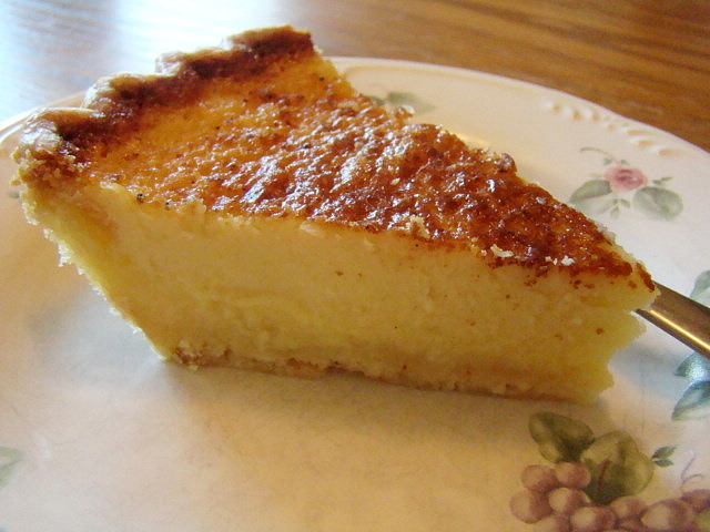 Buttermilk Pie serves up sweet memories of my uncle