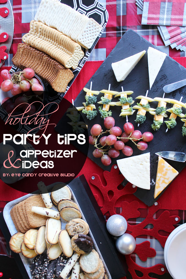 pasta bites, appetizer, holiday party tips, appetizer ideas, cocktail party