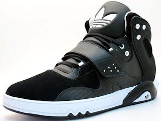 hip hop adidas - shoes - black - παπουτσια χιπ χοπ