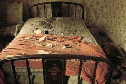 Anak Tidur di Samping Mayat Ibunya Selama Lima Tahun
