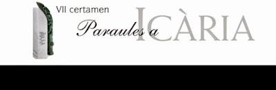 VII Certamen Literari Paraules a Icària