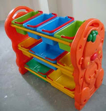 NEW Goodbye Baby Toy Rack,Big Sale RM208 only!!!