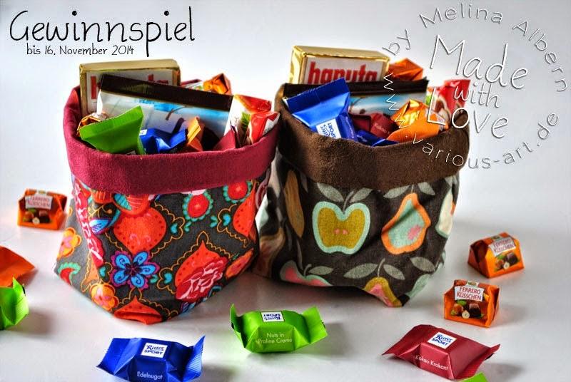 Candy bei Varius Art bis 16. November 14