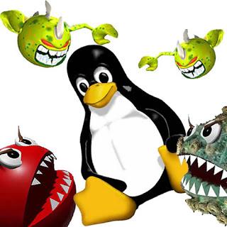 Apakah virus Di Windows dapat menular di linux ??