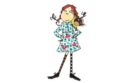 201 Vrj The Hero In Childrens Books Lauren Child