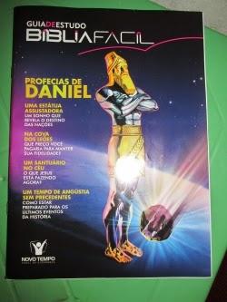 Guia de Estudo Bíblia Fácil- Profecias de Daniel