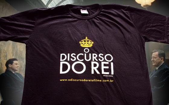 Promoção O Discurso do Rei